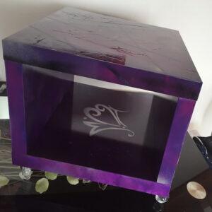 Beistelltisch lila