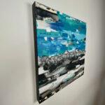 2 ThingsBlue II 60x60cm