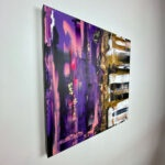 2 ThingsPink I 60x60cm