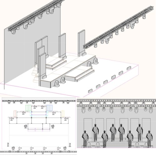 stagedesign for Shows and Events