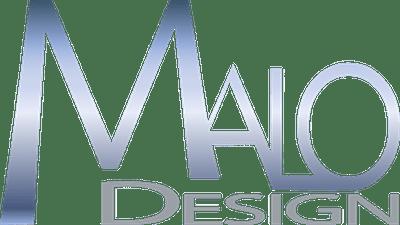malo-design logo gross