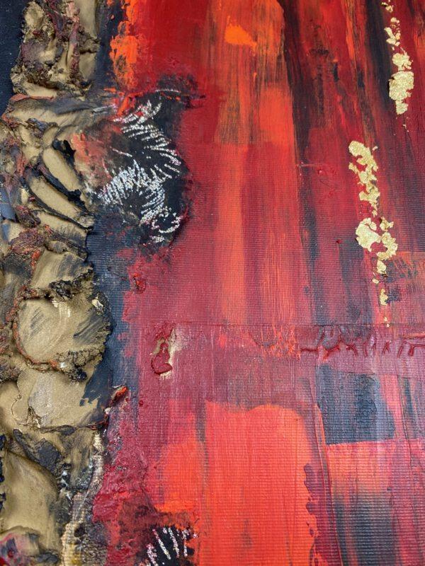 Detailfoto 2 - 2 Things Red 2