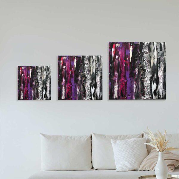 Produktbild 2 Things Lavender Druck
